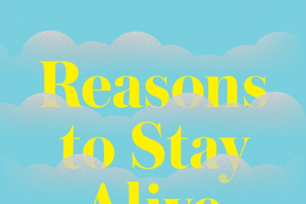 Matt Haig offers people with depression 'Reasons to Stay Alive'