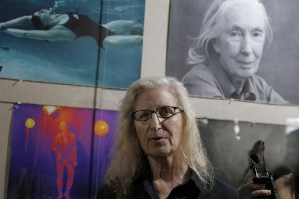 Leibovitz talks high-fliers and photo phobics at Hong Kong show
