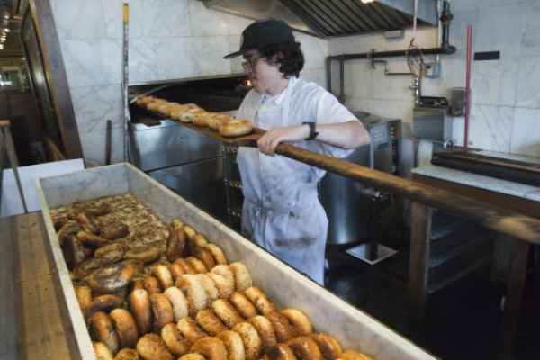 A guide to New York's top bagels and schmear
