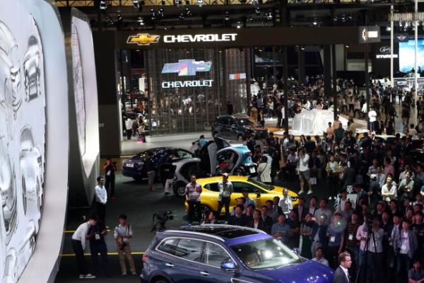 Green cars, SUVs sweep 2016 Busan Motor Show