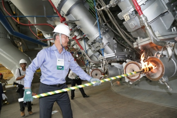 Dongkuk Steel Mill starts operation of steel plant in Brazil