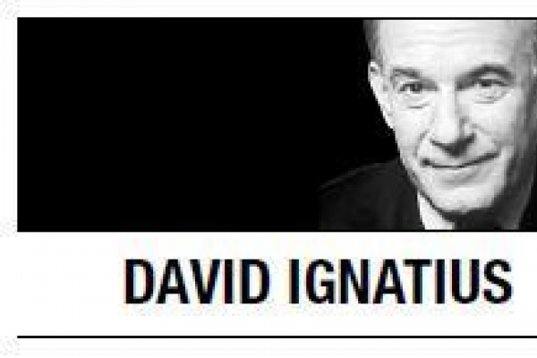 [David Ignatius] Obama's year of resilience