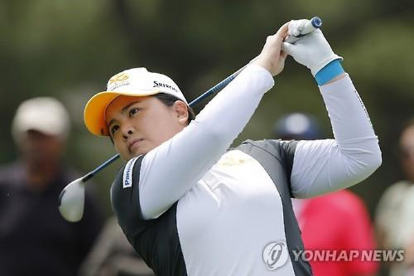 Injured Park In-bee going for history at LPGA major