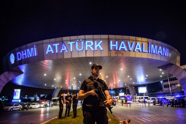 Suspected IS attack kills dozens at Istanbul's airport