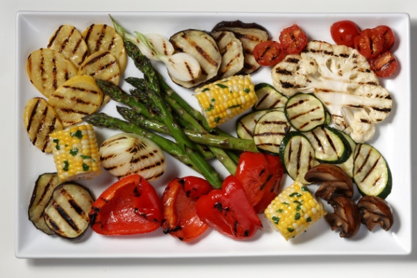 How to grill vegetables right, no matter the shape