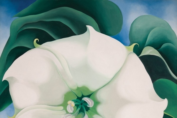 Georgia O'Keeffe gets big London show