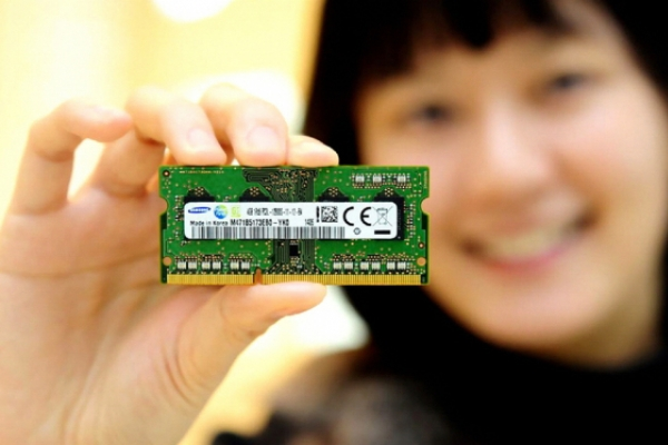 Samsung, SK hynix to benefit from rise of DRAM prices in Q3