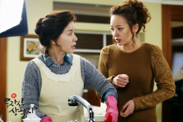 Korean mother-in-law's mantra: Please cook for my son