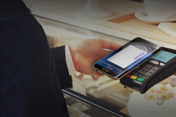 Samsung reaches agreement with Shinsegae on mobile payment services