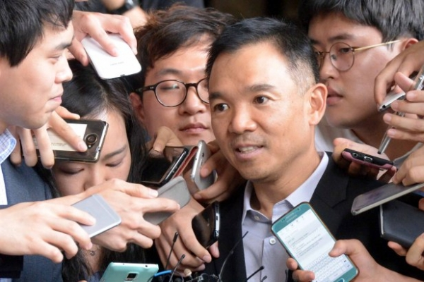 Amid widening probe into founder, Nexon affiliate sees 31% plunge in stock price