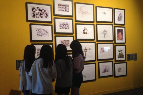 DreamWorks exhibition inspires visitors to be creative, tech savvy