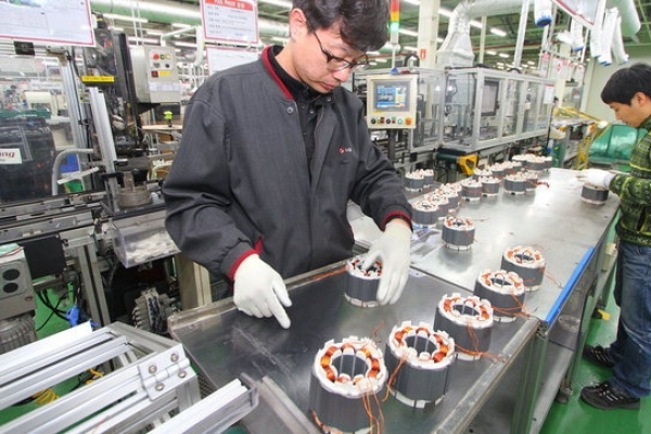 LG to spend more for R&D on appliance parts