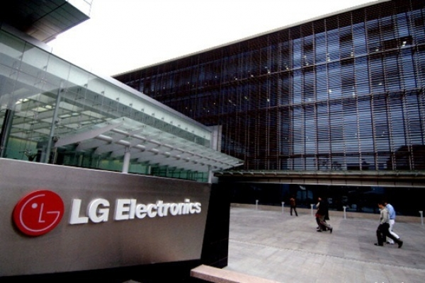 LG Electronics' Q2 operating profit jumps 140%