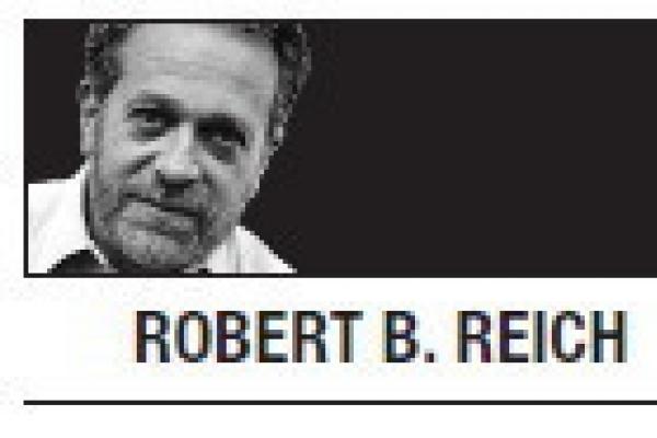 [Robert B. Reich] Does Hillary Clinton get it?