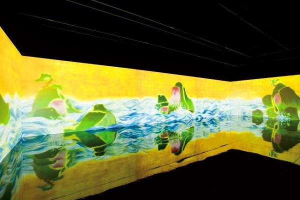 Technology, creativity converge in digital art show