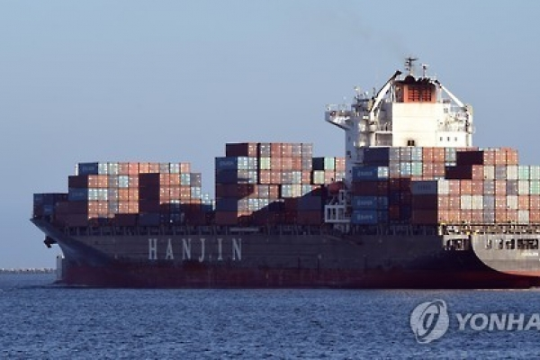 Hanjin Shipping files for US bankruptcy protection