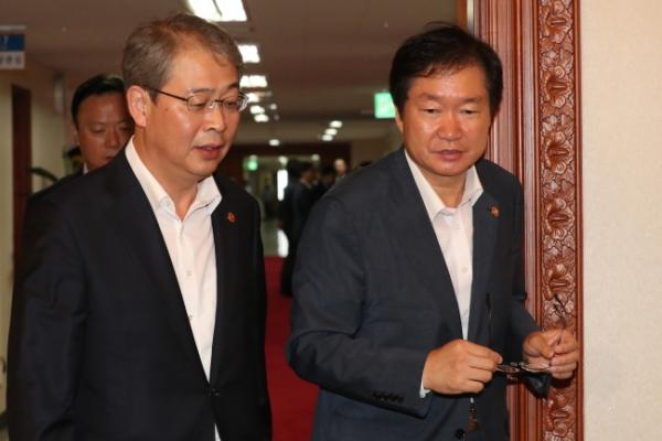 Financial authorities under fire for belated measures on Hanjin