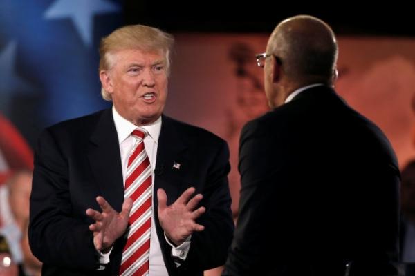 Trump calls N. Korea 'potential catastrophe'