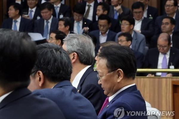 Assembly slams handling of Daewoo, Hanjin