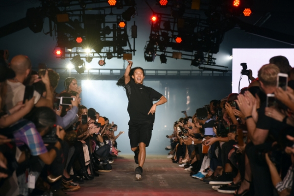 Alexander Wang partners Adidas for new unisex collection