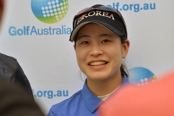 South Korea leads Women's World Amateur Team Championships