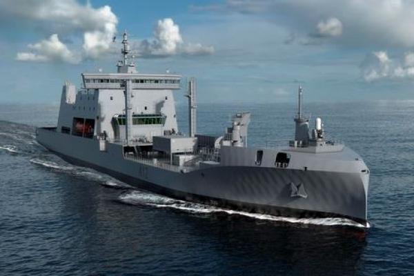 Hyundai Heavy to build New Zealand Navy vessel based on Rolls-Royce design