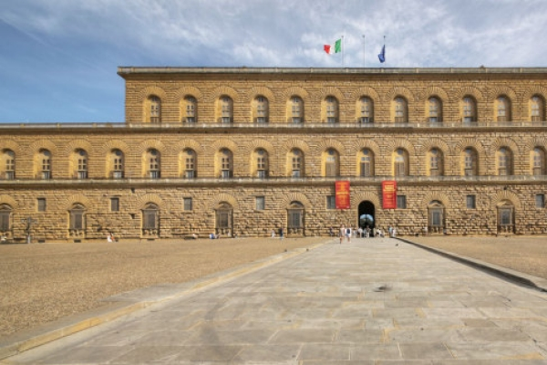 Florence museum head defends party rental in Pitti Palace