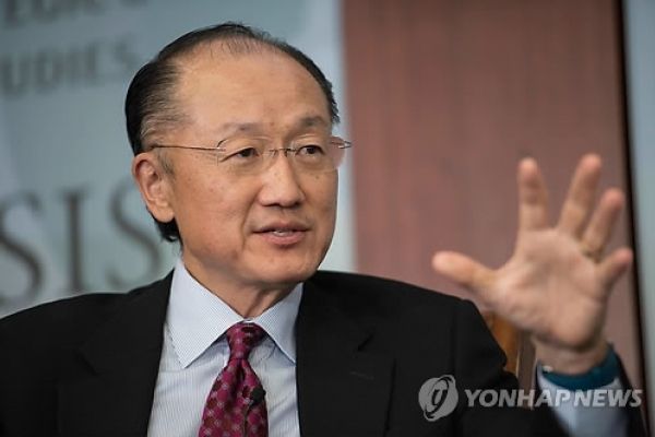 World Bank reappoints Kim to second five-year term
