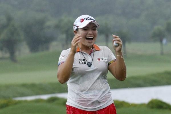 S. Korean Jang Ha-na earns 3rd LPGA win of 2016 in Taiwan