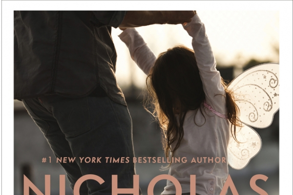 "Nicholas Sparks debuts 20th novel, ""Two By Two"""