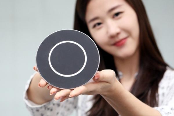 LG Innotek unveils faster wireless charger