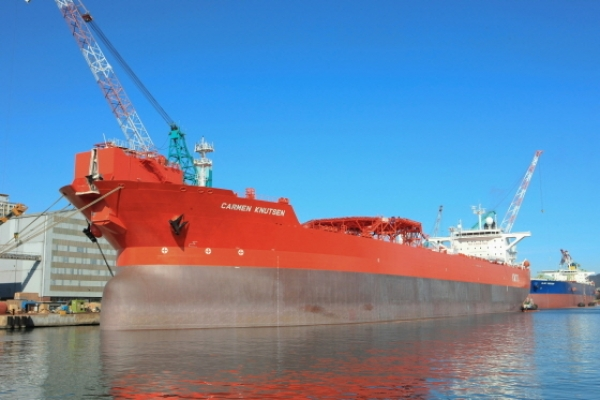 Shipbuilding industry leaders say oversupply and global issues delaying recovery