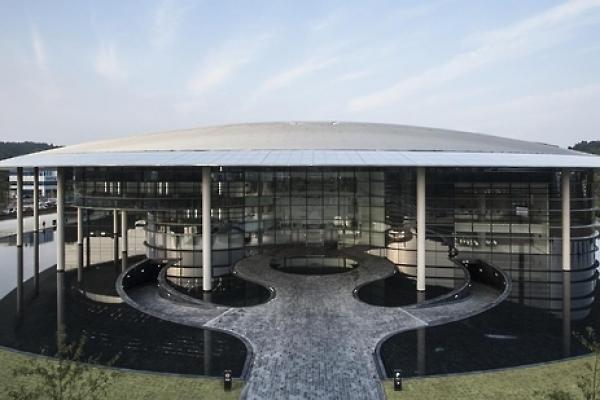 Hankook Tire unveils high-tech R&D center
