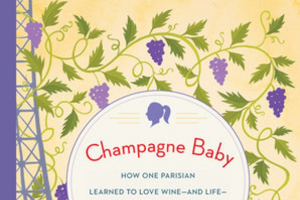 French woman smitten by America in 'Champagne Baby'