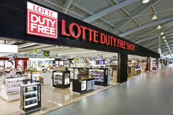 Lotte seeks to purchase overseas duty-free firms: report