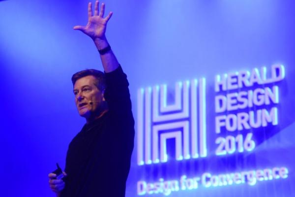 [Herald Design Forum 2016] Vision drives design
