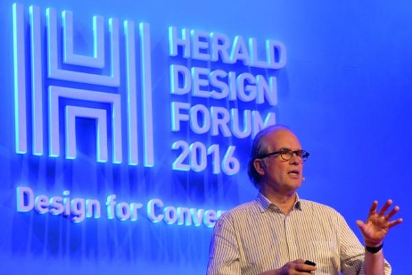 [Herald Design Forum 2016] Rethinking is fundamental part of innovation: Powell