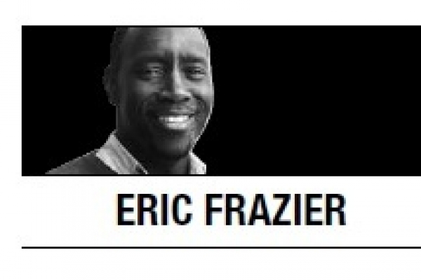 [Eric Frazier] No, it's not end of the world