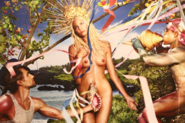 David LaChapelle on beauty and intuition