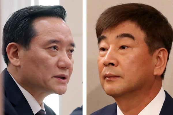 Justice minister, presidential secretary offer to resign