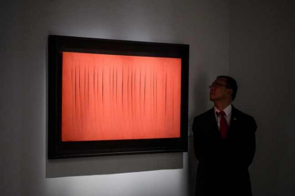 Latin American art sells for nearly $23m at Christie's auction