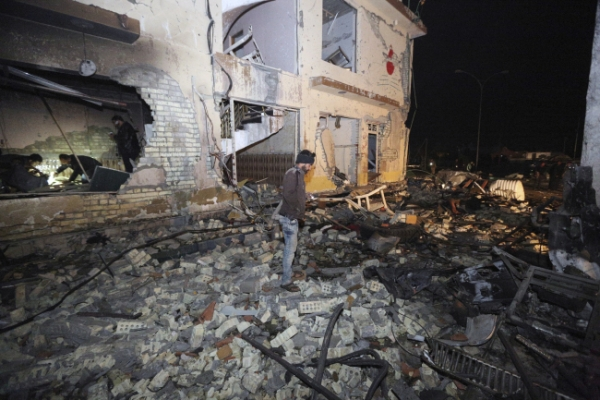 Death toll in Iraq bombing claimed by IS rises to 73