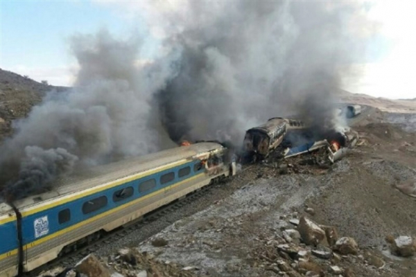 Iran official: death toll in train collision increases to 31