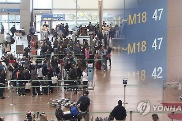 Seoul to introduce systematic management of air traffic to reduce flight delays