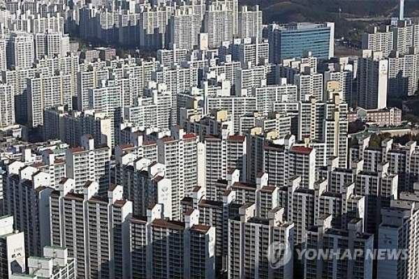 12 1/2 years of saving needed to buy Seoul apartment