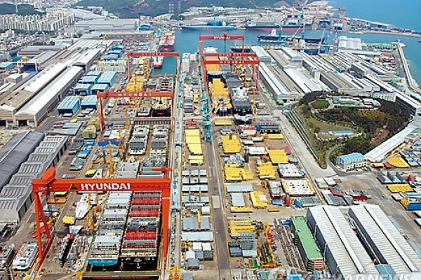 Korean shipbuilders to adopt information technology for competitiveness