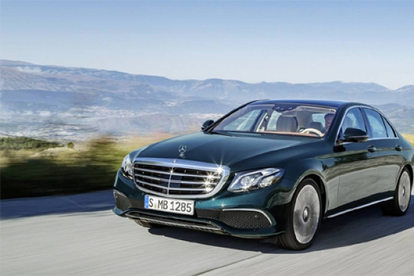 Mercedes-Benz becomes first foreign brand to sell over 50,000