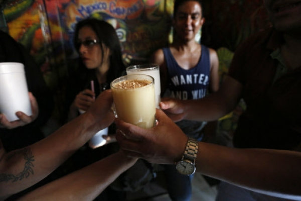 Mexico's ancient beverage pulque makes a comeback