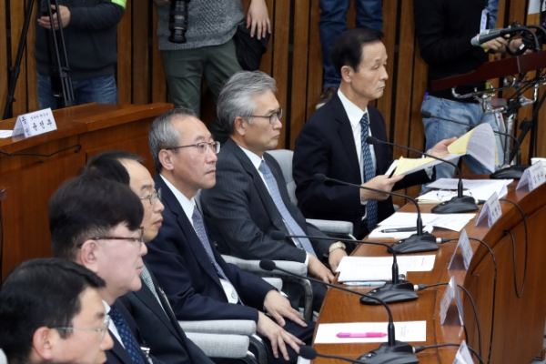 Third parliament hearing focuses on 'missing 7 hours' of ferry disaster