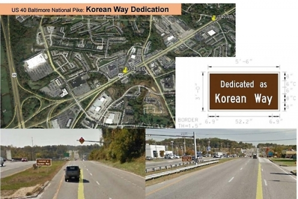Maryland road to be named 'Korean Way'
